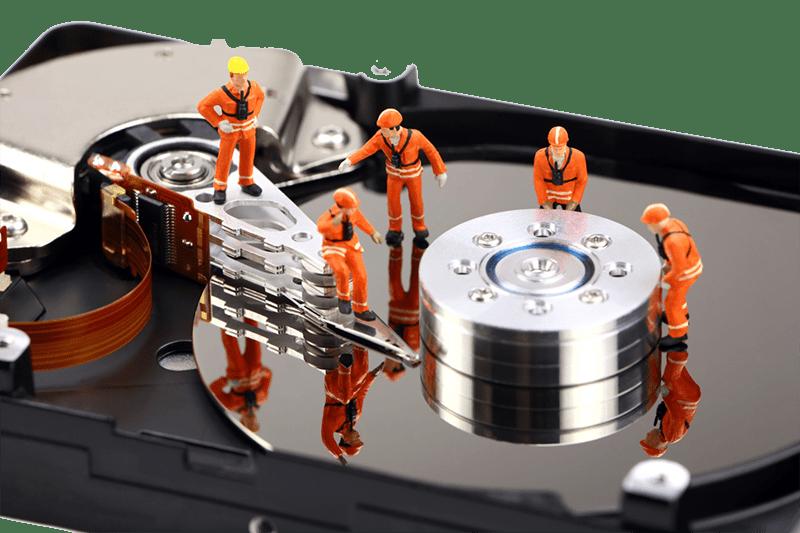 Восстановление удаленных данных и информации
