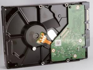 Микросхема управления жёсткого диска